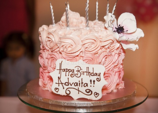 Advaita - 1st Birthday